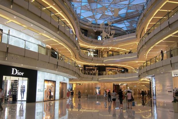 Galerie retail